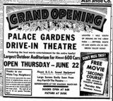 Grand Opening, 1950