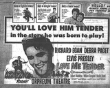 LOVE ME TENDER(1956)