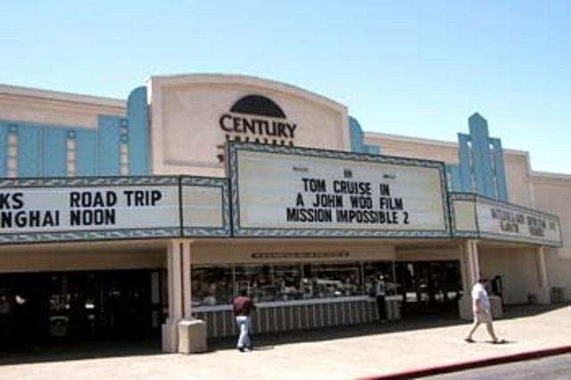 Century Capitol 16