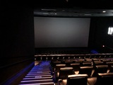 Renovated IMAX auditorium
