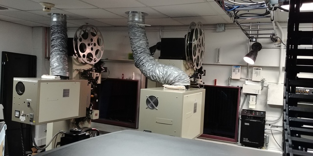 Cinerama Booth