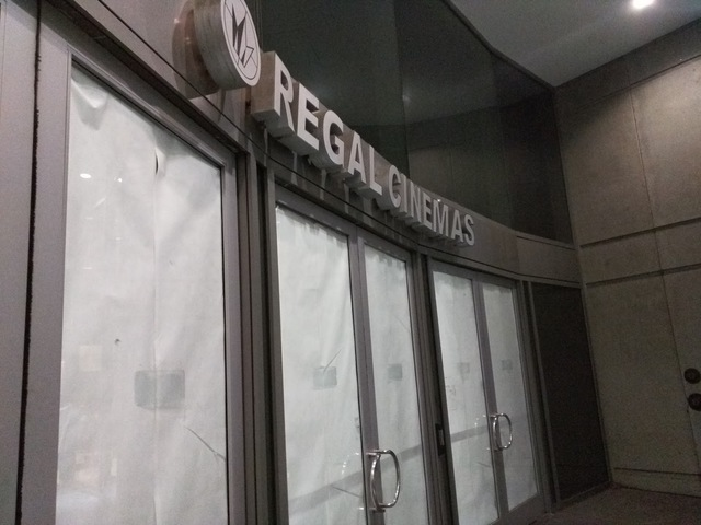 Thank you Bethesda from Regal Bethesda 10