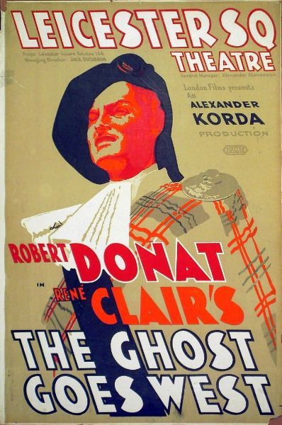 The Ghost Goes West(1935)