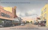 Mid `50s postcard via David StGermain.