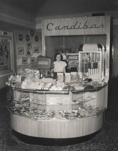 Candibar, 1950 photo credit Scott R. Stewart.