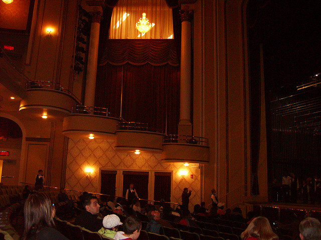 Hanover Theatre for the Performing Arts