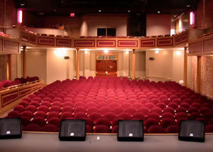 Park Theatre, North Vernon, IN