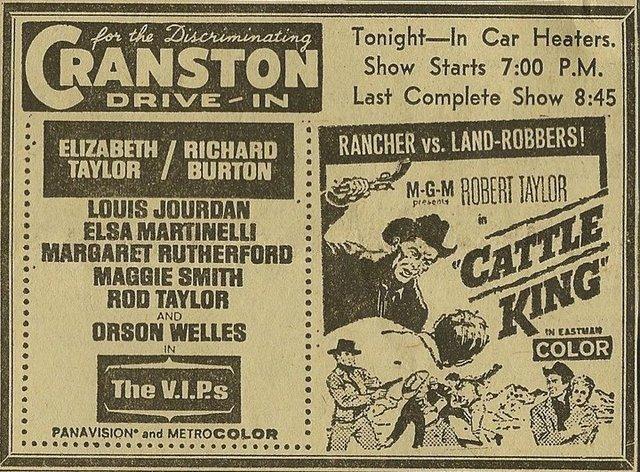 Cranston Drive-In