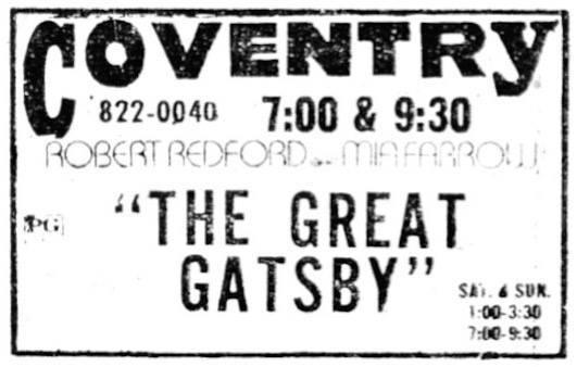 Coventry Cinema