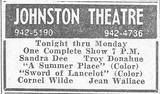 Johnston Theatre