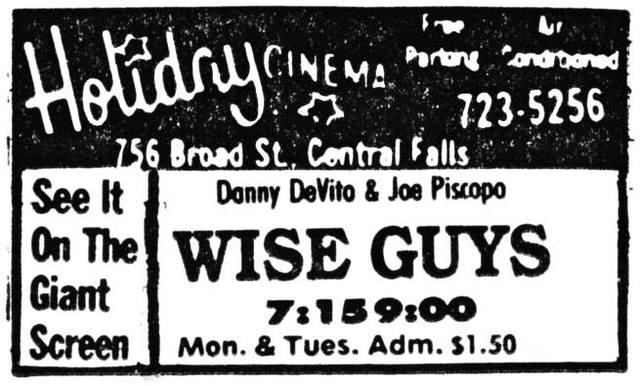 Holiday Cinema