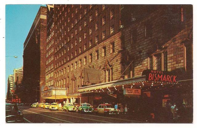 As RKO Palace, early `50s image via Bob Good.