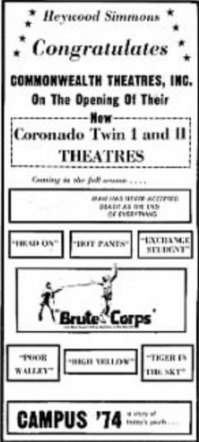 Coronado Twin