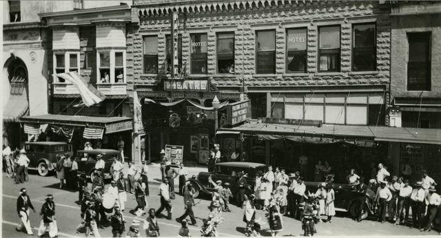 Mesa Theatre