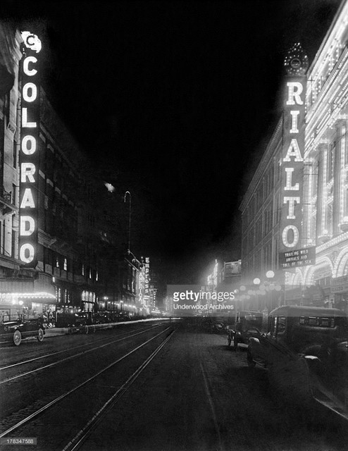 1922 photo credit Getty Images/Underwood Archives.