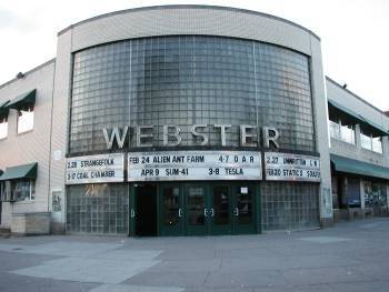 Webster Theatre
