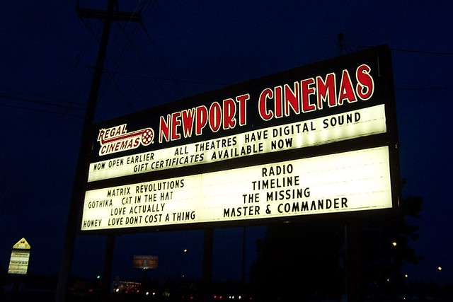 Newport 8 Marquee