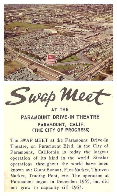 Paramount Twin Drive-In
