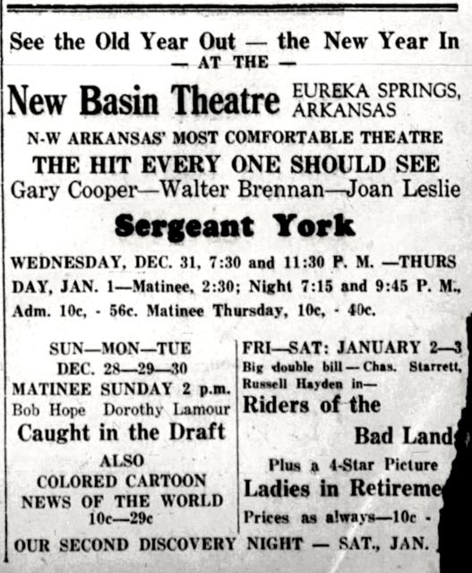 New Basin Theatre