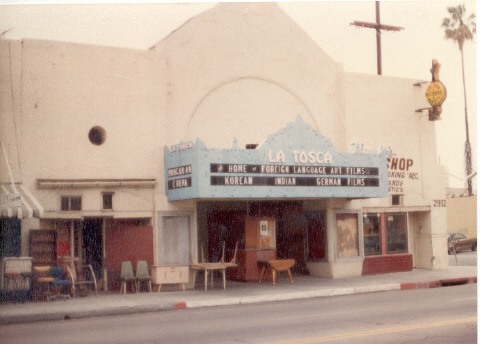 La Tosca Theatre