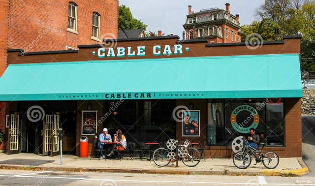 Cable Car Cinema & Cafe