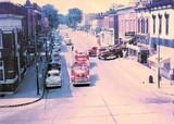 Circa 1953 photo courtesy of Larry Kleebauer Sr.