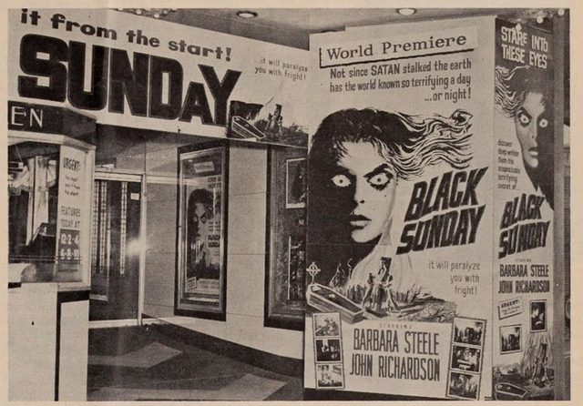 BLACK SUNDAY(1961)
