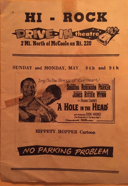 Hi Rock Drive-In