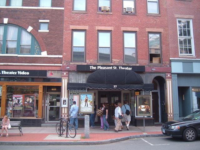 Pleasant Street Theatre