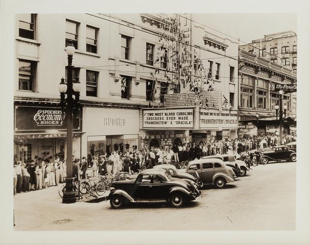 Victory Theater, Salt Lake City, Utah - 1938