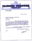 Aladdin Theatre