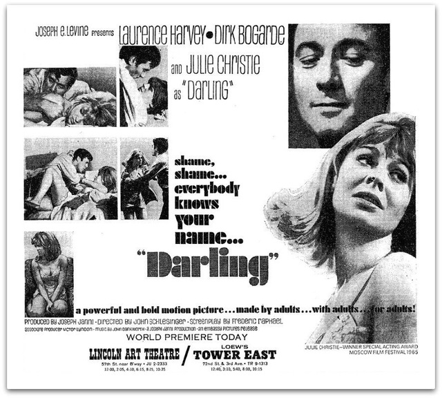 DARLING(1965)