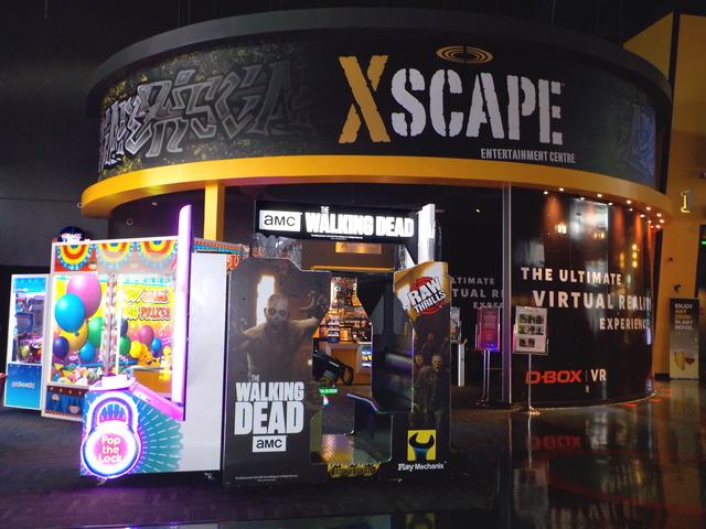 Xscape Entertainment Centre