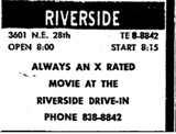 "[""Riverside Drive-In""]"