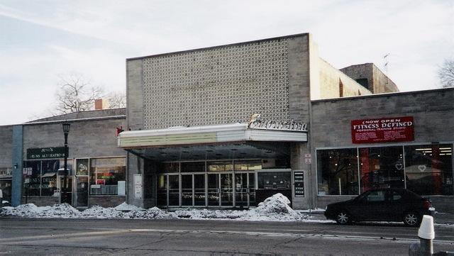 Evanston 5 Theaters