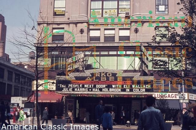 Rko Albee Oct 1970 Brooklyn
