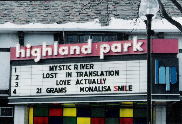 Highland Park Theatre