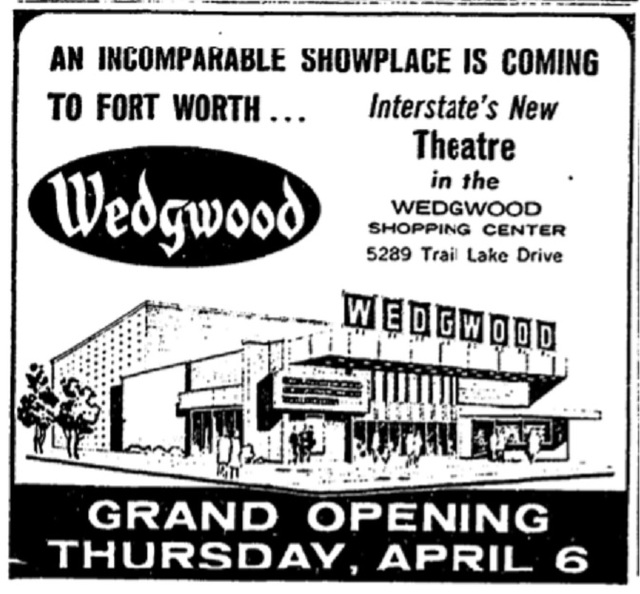 Wedgwood Theater