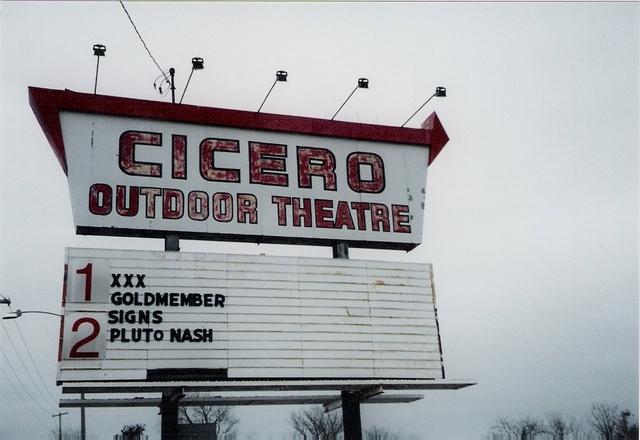 Cicero Twin Drive-In