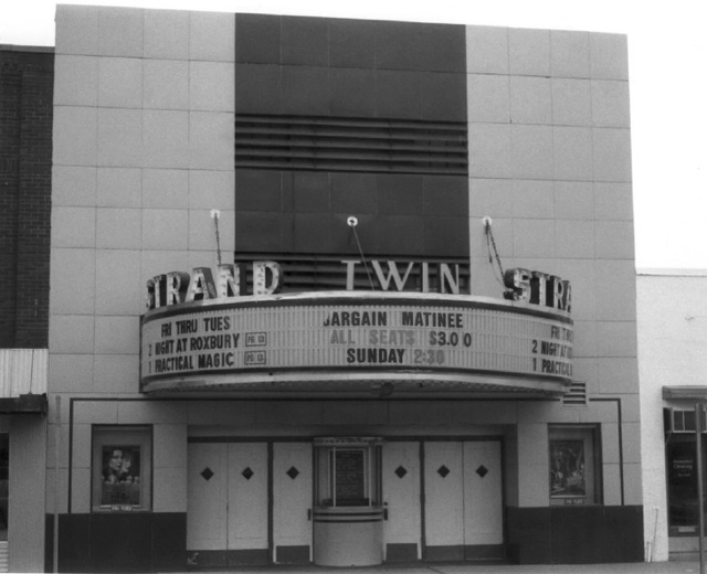 Strand Twin Theatres