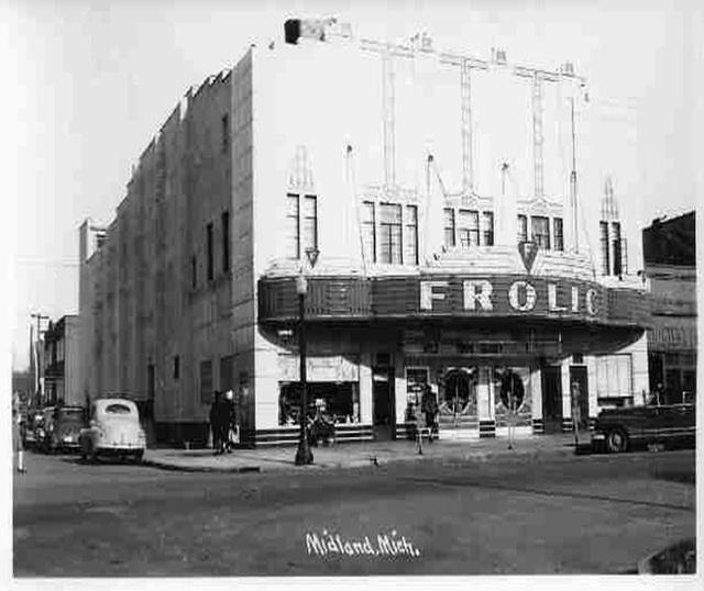 Frolic Theater