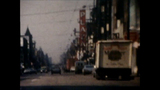 Looking north on North Ave. 3/11/65
