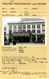 <p>1941 MGM survey card</p>