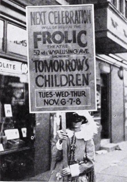 Frolic Theatre