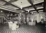 Lobby, Broadway Theatre, Eccles, 1932