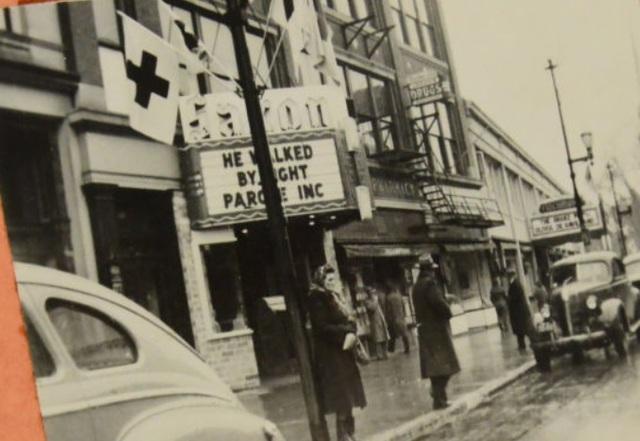 Saxon Theatre