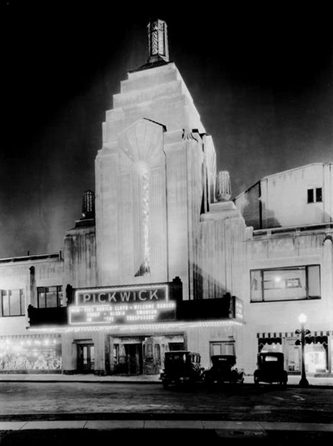 Pickwick Theatre