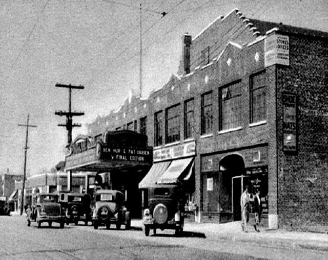 Park Lane Theater