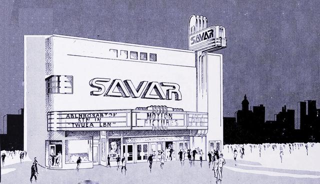 Savar Theatre