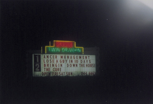Sky Vue Twin Drive-In